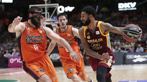 Herbalife Gran Canaria quiere acercarse a Playoff frente al Valencia Basket