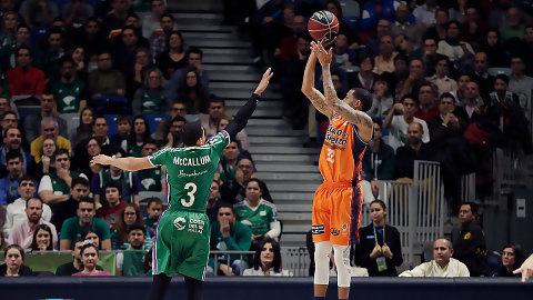Valencia Basket: A la venta las entradas para Maccabi, Baskonia y Unicaja