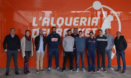 El Curso de Técnico Deportivo Superior en Baloncesto se estrena en L'Alqueria