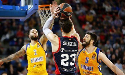 ¿Qué ha pasado en la Euroliga? Victorias de Baskonia y Valencia Basket