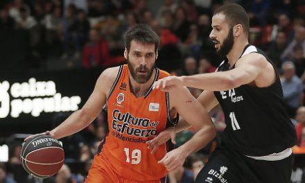 San Emeterio guía una plácida victoria del Valencia Basket (87-67)