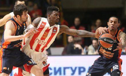 Rafa Martínez se luce pero no evita la derrota de Valencia Basket (106-90)