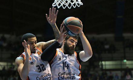 El Valencia Basket suma otra victoria de mérito en Milan (89-93)