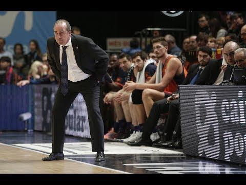 Txus Vidorreta pos J22 Liga Endesa vs RETAbet Bilbao Basket