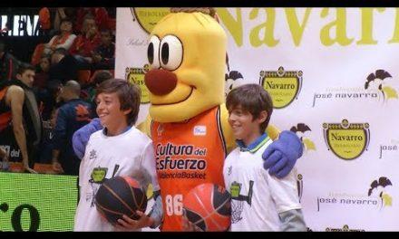 Herbolario Navarro en J22 Liga Endesa vs RETAbet Bilbao Basket