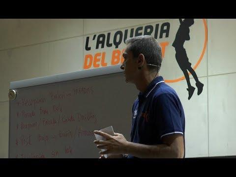 Séptima jornada de formación con Juan Carlos Arteaga