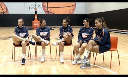 100 partidos del senior femenino de Valencia Basket