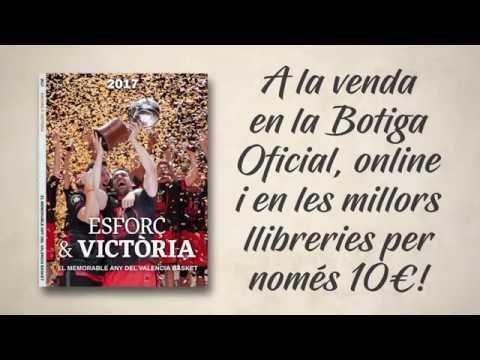 """""""Esforç & Victòria"""", a la venta el libro que recorre el memorable 2017"""