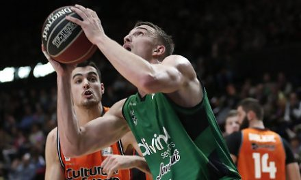 Divina Seguros Joventut a confirmar su momento frente Valencia Basket