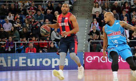 Jayson Granger, baja por lesión ante Valencia Basket