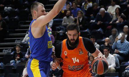 Un motivado Valencia Basket despide la Euroliga con triunfo ante Maccabi