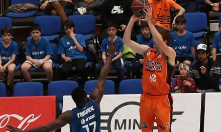 El Valencia Basket bate el récord de triples de la Liga Endesa