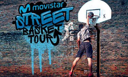 ¿Qué es el Movistar Street Basket Tour?