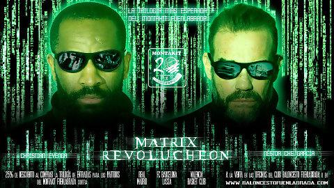 La trilogía Matrix del Montakit Fuenlabrada está a punto de estrenarse