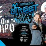 El Movistar Street Basket Tour abre su telón este domingo en Valencia