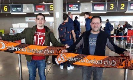 La experiencia de Pedro Pardo en Atenas gracias a Endesa Basket Lover