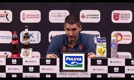 Rubén Burgos pos P2 Fase Final LF2 vs Picken La Cuina Claret