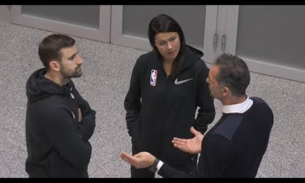 L'Alqueria del Basket impresiona de nuevo a la NBA