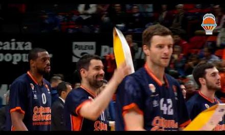 Williams en J30 EuroLeague vs Maccabi Fpx Tel Aviv