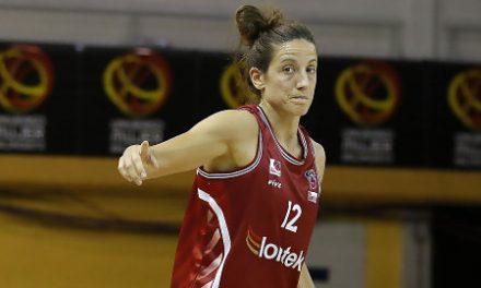 María Pina, primer refuerzo para Valencia Basket
