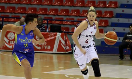 Anna Gómez se incorpora a Valencia Basket