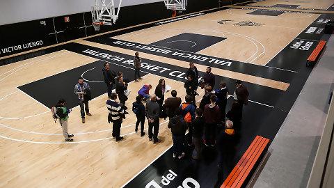 Jornada de Captación y Operación Altura en L'Alqueria del Basket