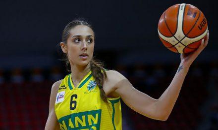 Tamara Abalde refuerza a Valencia Basket