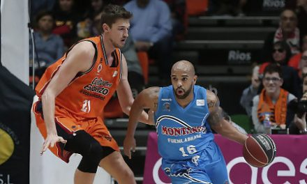 Montakit Fuenlabrada quiere engancharse al playoff ante el Valencia Basket