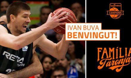 Valencia Basket llega a un acuerdo con el pívot croata Ivan Buva
