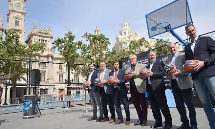Movistar Street Basket Tour se estrena en Valencia