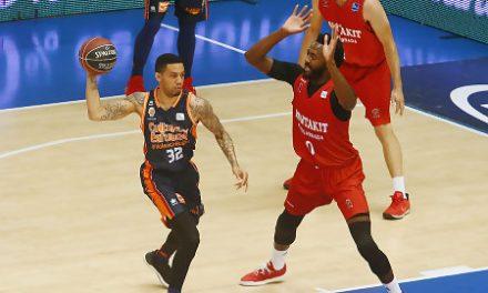 Valencia Basket prolonga la racha negativa del Montakit Fuenlabrada (61-76)