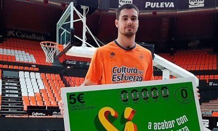 Valencia B. presenta el domingo la campaña del sorteo de Oro de Cruz Roja