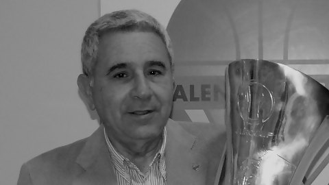 Valencia BC transmite el pésame por el fallecimiento de Don Ángel Fonfría
