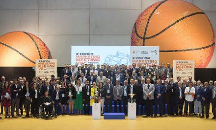 Gran éxito de la octava edición del Marketing Meeting de Valencia Basket