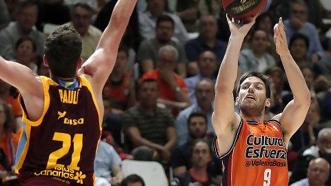 Valencia Basket se la juega frente a un Herbalife GC cargado de moral