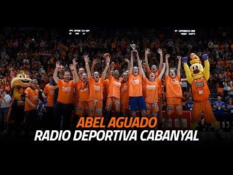 El ascenso con… Abel Aguado en Radio Deportiva Cabanyal