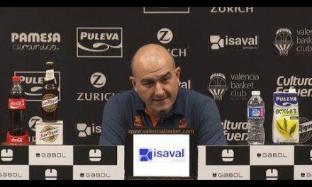 Jaume Ponsarnau pre J32 Liga Endesa vs Movistar Estudiantes
