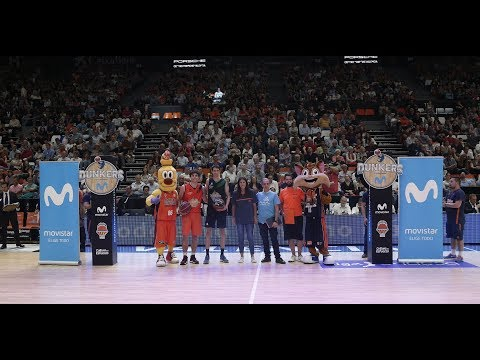 Dunkers Semifinal 2 en J32 Liga Endesa vs Movistar Estudiantes