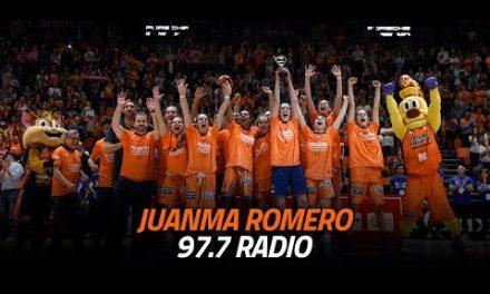 El ascenso con… Juanma Romero en 97.7 Radio