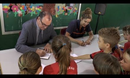 Día de l'esport en el Colegio Sant Francesc de Guadassuar