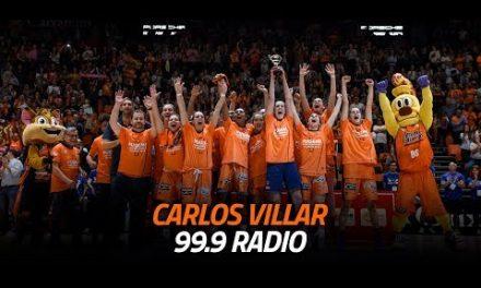 El ascenso con… Carlos Villar en 99.9 Radio