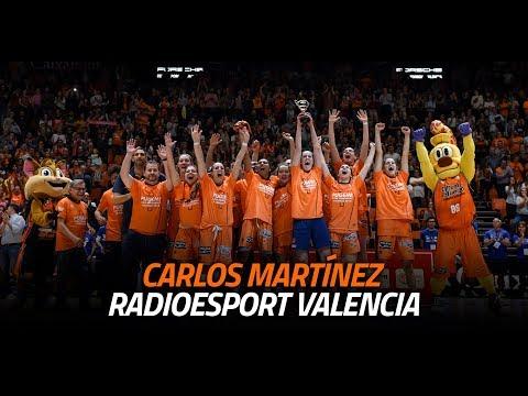 El ascenso con… Carlos Martínez en Radioesport Valencia
