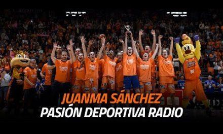 El ascenso con… Juanma Sánchez en Pasión Deportiva Radio