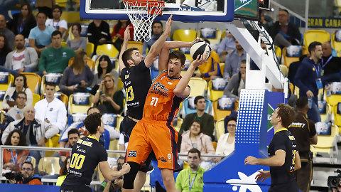 Tibor Pleiss finaliza su contrato con Valencia Basket