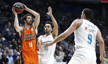 Guillem Vives regresará para su quinta temporada con Valencia Basket