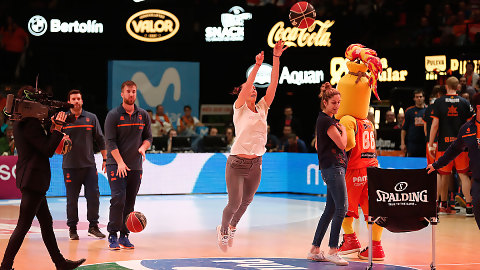 El 'Triple Solidario' de Bankia aporta 30.000 euros a L'Alqueria del basket