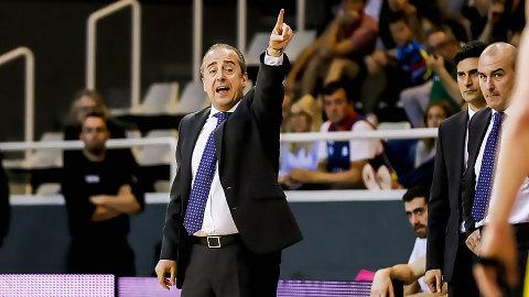 Txus Vidorreta se desvincula de Valencia Basket