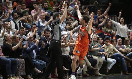 Valencia Basket agradece a su afición el apoyo durante toda la temporada