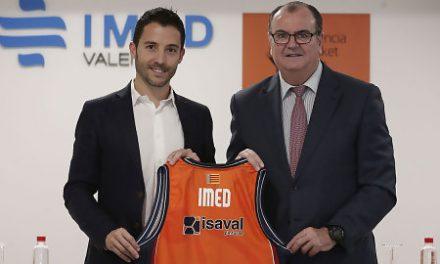 IMED Valencia, nuevo patrocinador del Valencia Basket