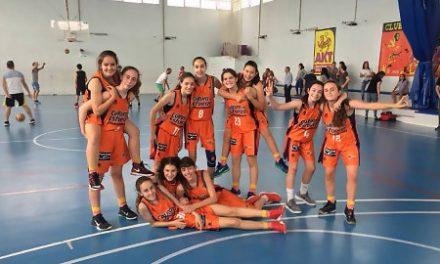 Las finales del Trofeo Federación, color taronja